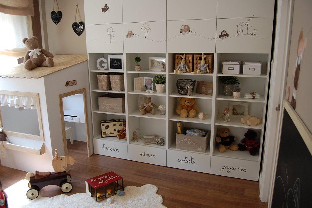 Decoracion con muebles de ikea affordable muebles suecos - Muebles entraditas ikea ...