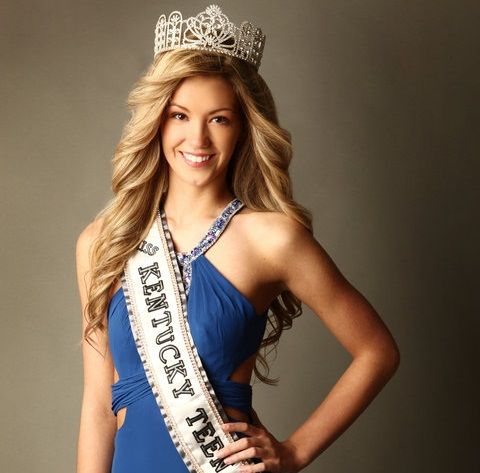 Miss Kentucky Teen 81
