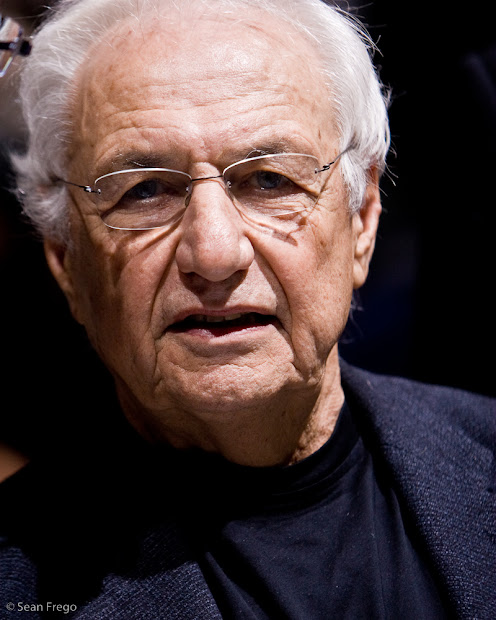 People Shot Frank Gehry