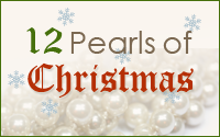 12 Pearls of Christmas series