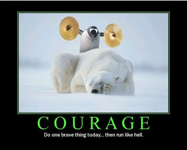 Courage Motivation