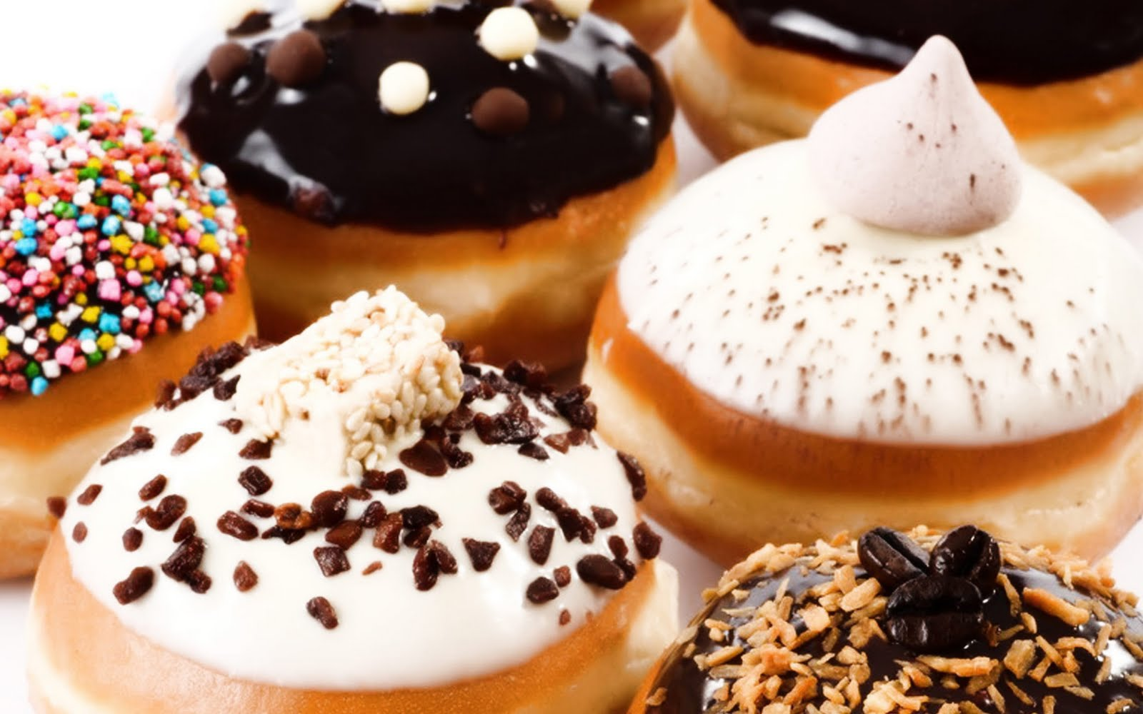 Do you want to have one of these donuts?