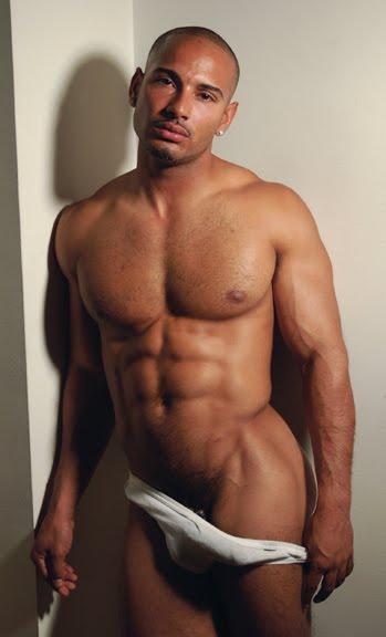 Football Male Nude