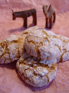 Speculoos Biscuits Aux Amandes Et A L Eau De Rose
