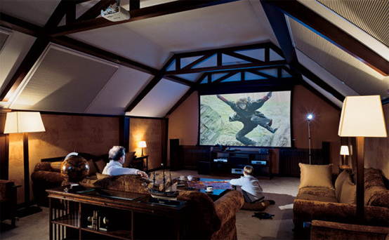 Interior Design Ideas For Home Theater: Interior Decorating,Home Design,Room Ideas: Cool Home