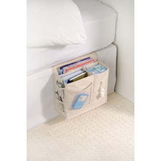 The Organized Lifestyle Bedside Storage Caddy
