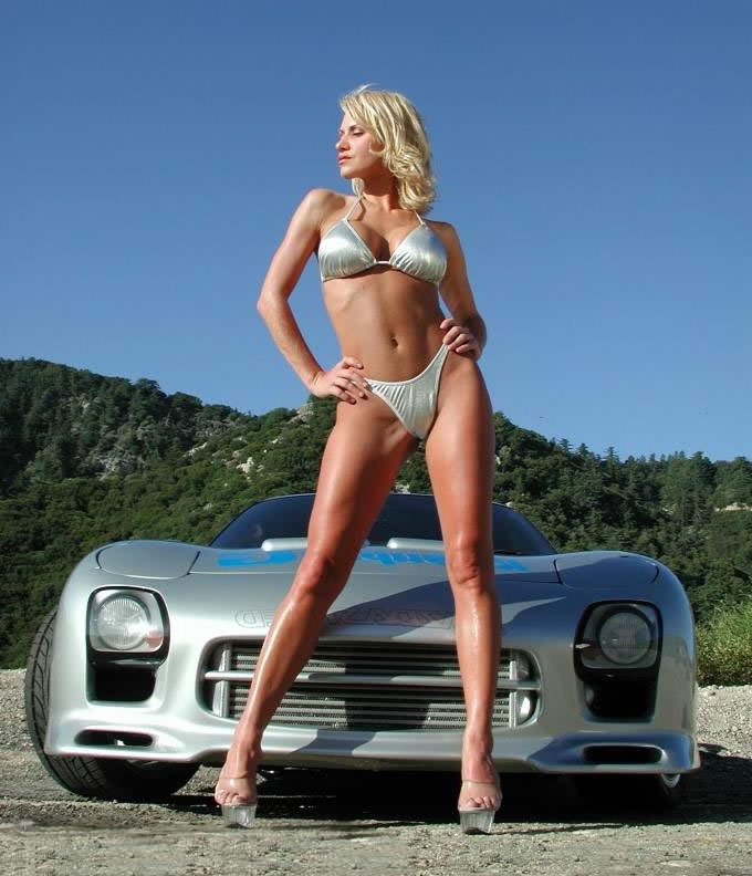 Your Source Of Randomness: Fast Cars And Hot Girls