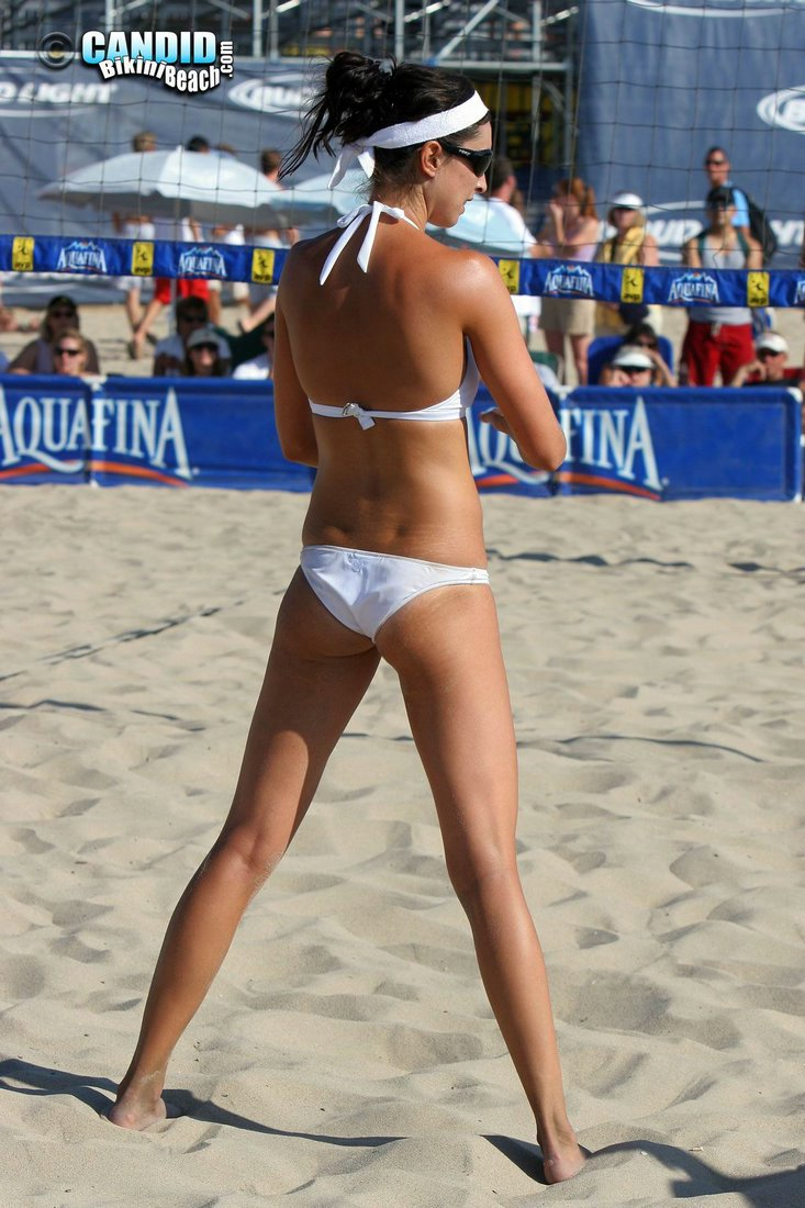 All Sports Blog: Beach Volley Ball Girls Pictures