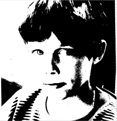 A photograph of Greig Roselli when he was about ten years old.