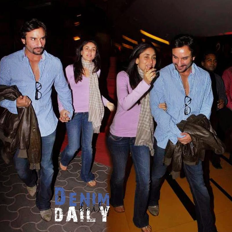 New York Denim: Bollywood Celebrities In Blue Denim