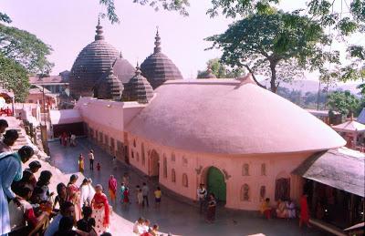 Kamakhya Temple - Sati Shakti Peeth