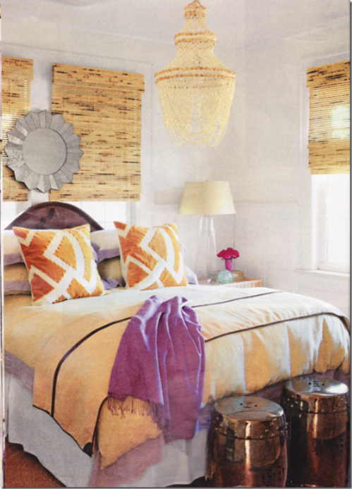 The Glam Lamb: An Eclectic Boho Bedroom