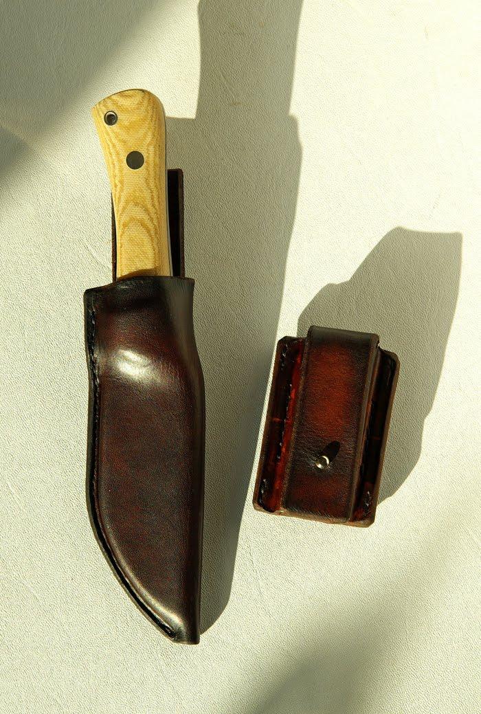 Sheaths For Knives Dan Koster Bushcraft