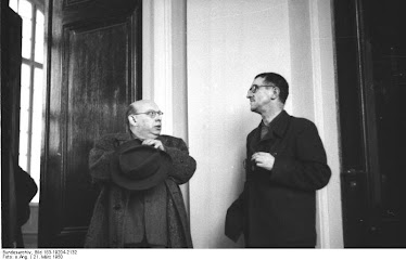 Eisler and Brecht