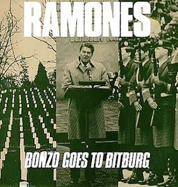 'Bonzo Goes to Bitburg', 1985