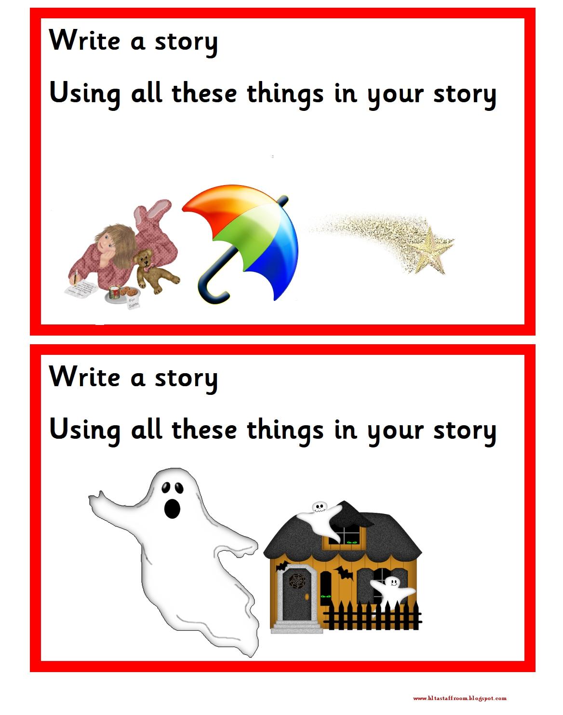 Debbie S Resource Cupboard Write A Story