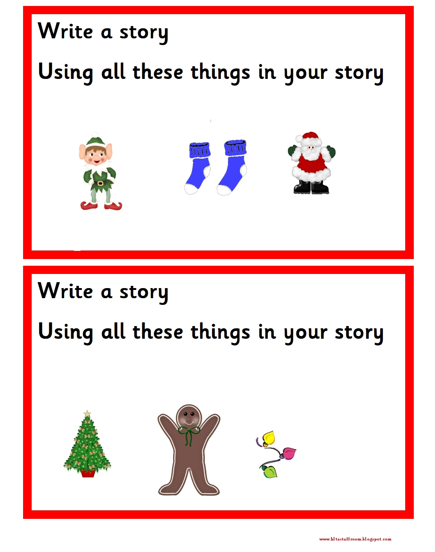 Creative Story Writing Ideas Ks1