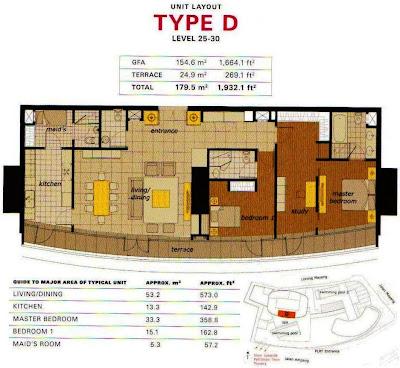 Klcc Luxury Condominium K Residence
