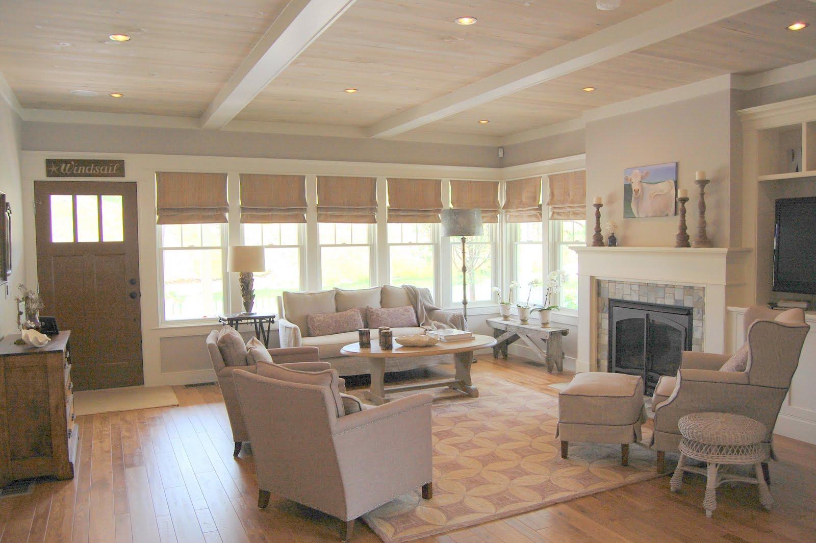 Tresor Trouve: Summer Cottage Model Home
