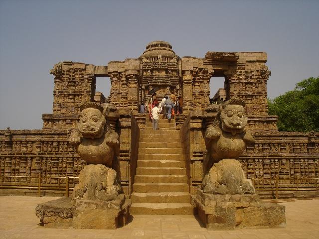 Konark Sun Temple Orissa Odisha
