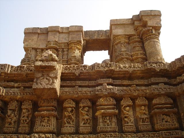 Konark Sun Temple Orissa Odisha stone carvings