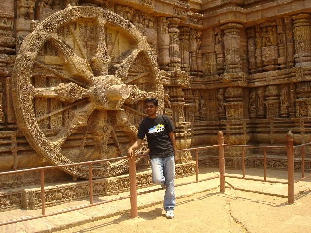 Konark Sun Temple Orissa Odisha stone carvings travel tourism wheels