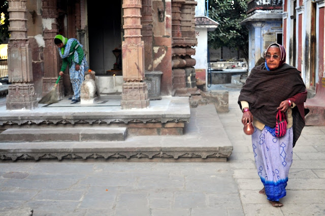 vadnagar narendra modi gujarat morning hathkeshwar temple