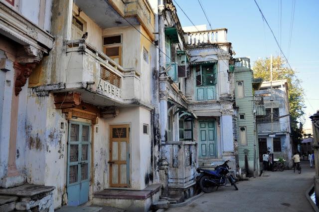 vadnagar narendra modi gujarat houses