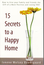 Fifteen Secrets to a Happy Home
