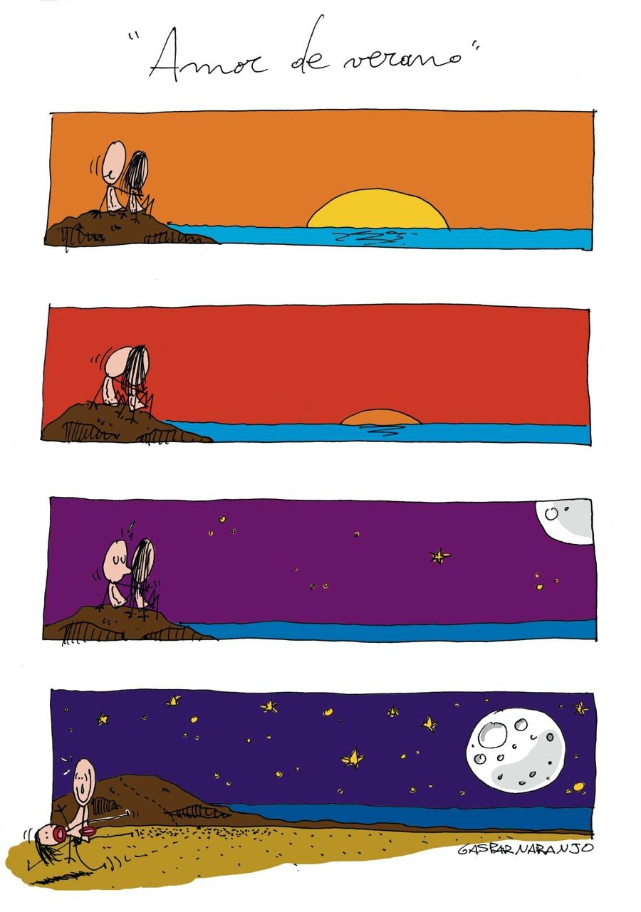 Amor de verano - 2 5