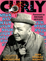 tapa del libro Curly, the superstooge