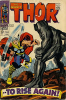 cover Thor #151 Marvel 1966