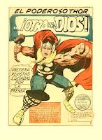 Thor Nº 3 La prensa, otra vez dios