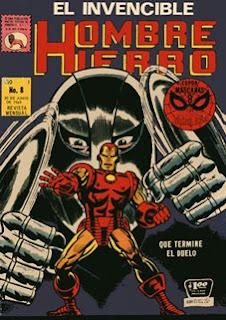 Iron Man 8 La Prensa 1969