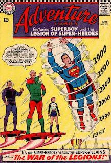 Adventure Comics #355