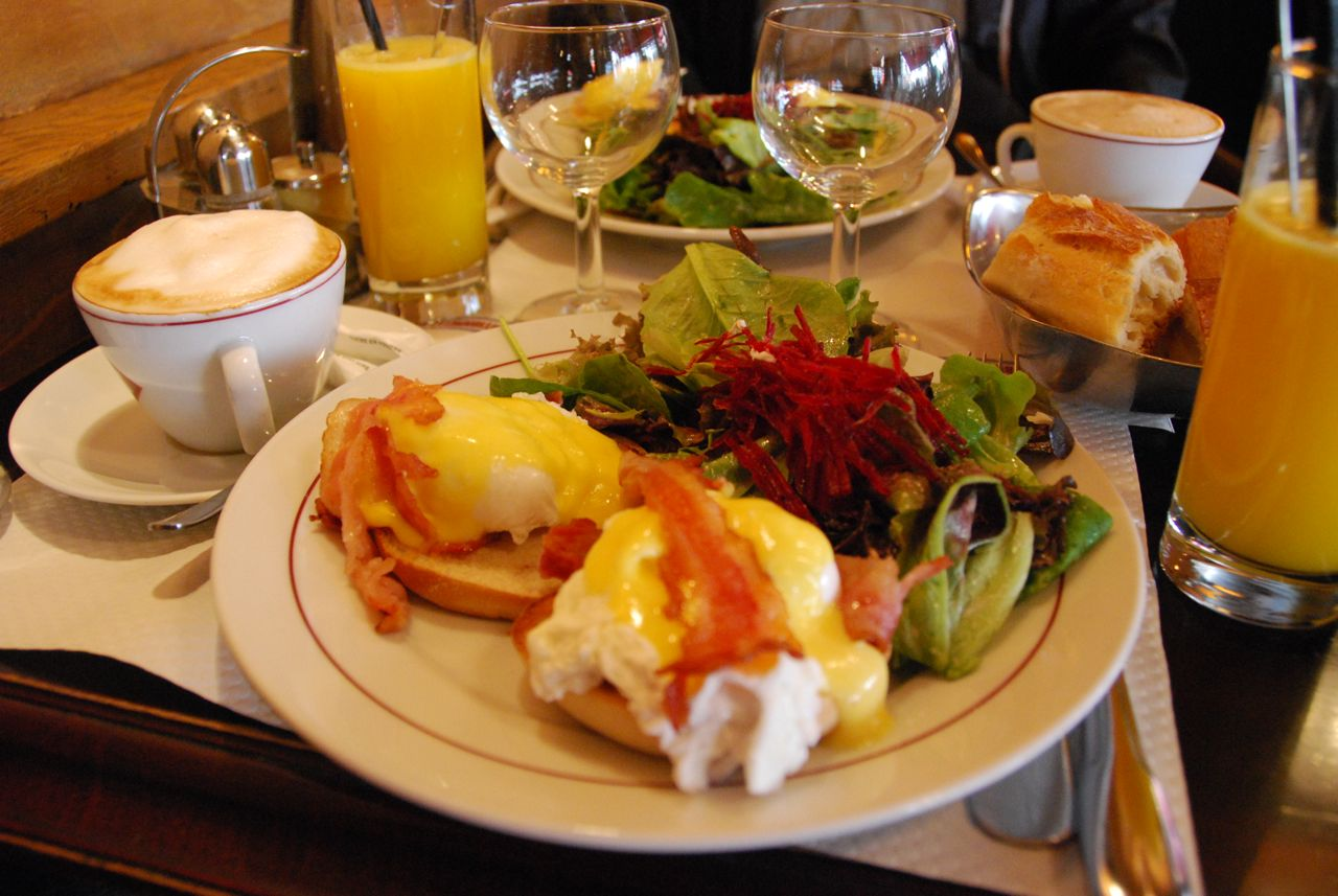 Petit Dejeuner Sur Paris Anniversaire Dixieme A Paris Sunday Morning In The Latin