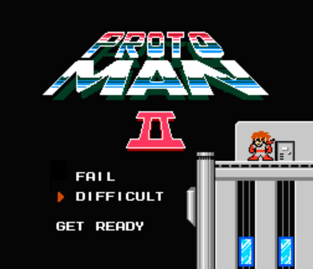 8-Bit City: Proto Man 2