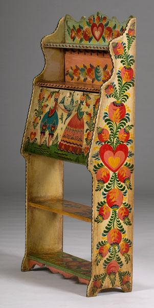 Painted Writing Desk