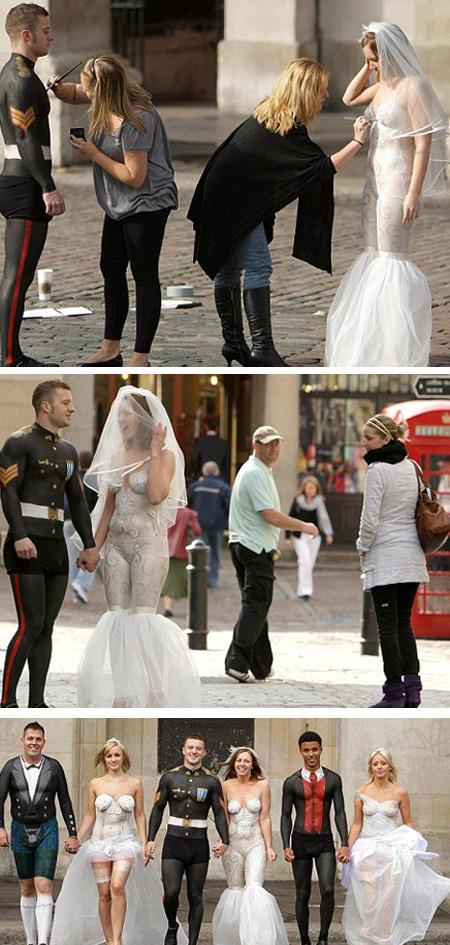 fala sério?: piores vestidos de noivas (não se assustem)
