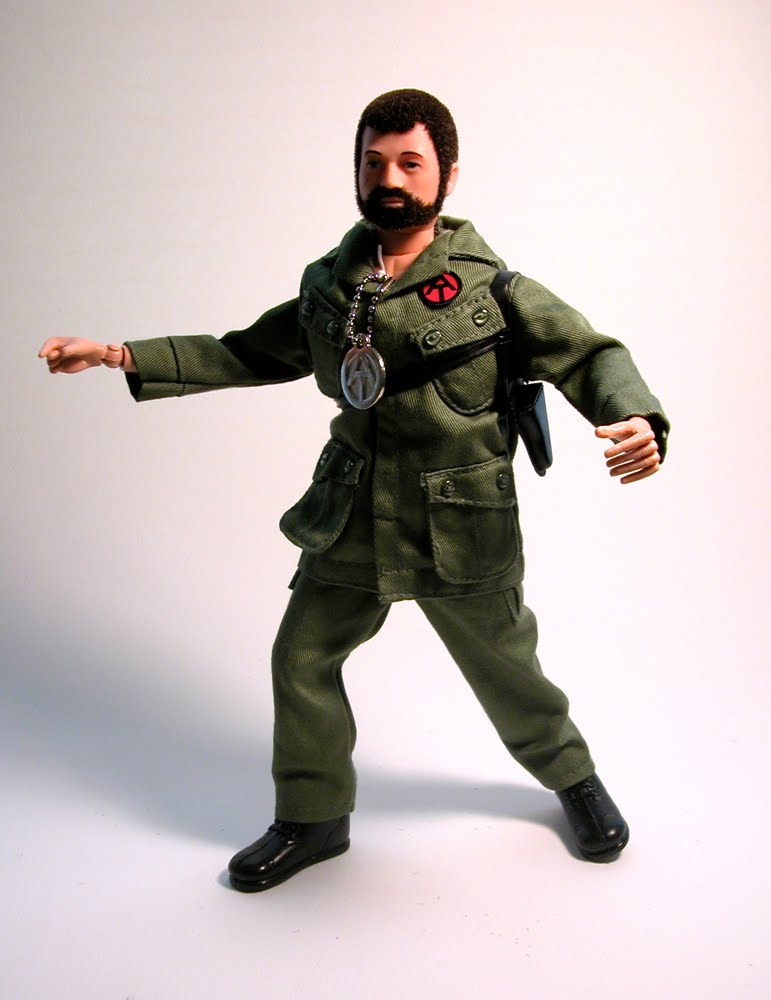 Vintage G I Joe Action Figures: Yesterville Toy Room: Almost Vintage: Hasbro Gi Joe