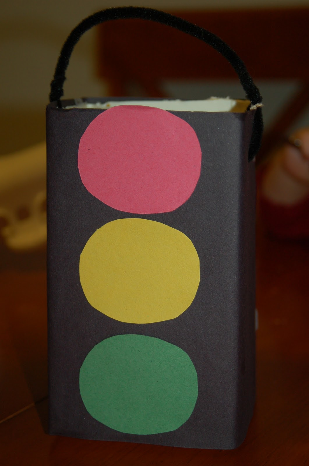 Make Your Own Traffic Light Amp Car Holder