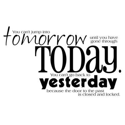 Expressions: Yesterday Today & Tomorrow