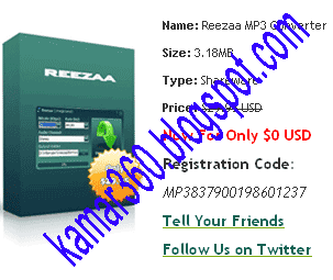 Reezaa MP3 Converter