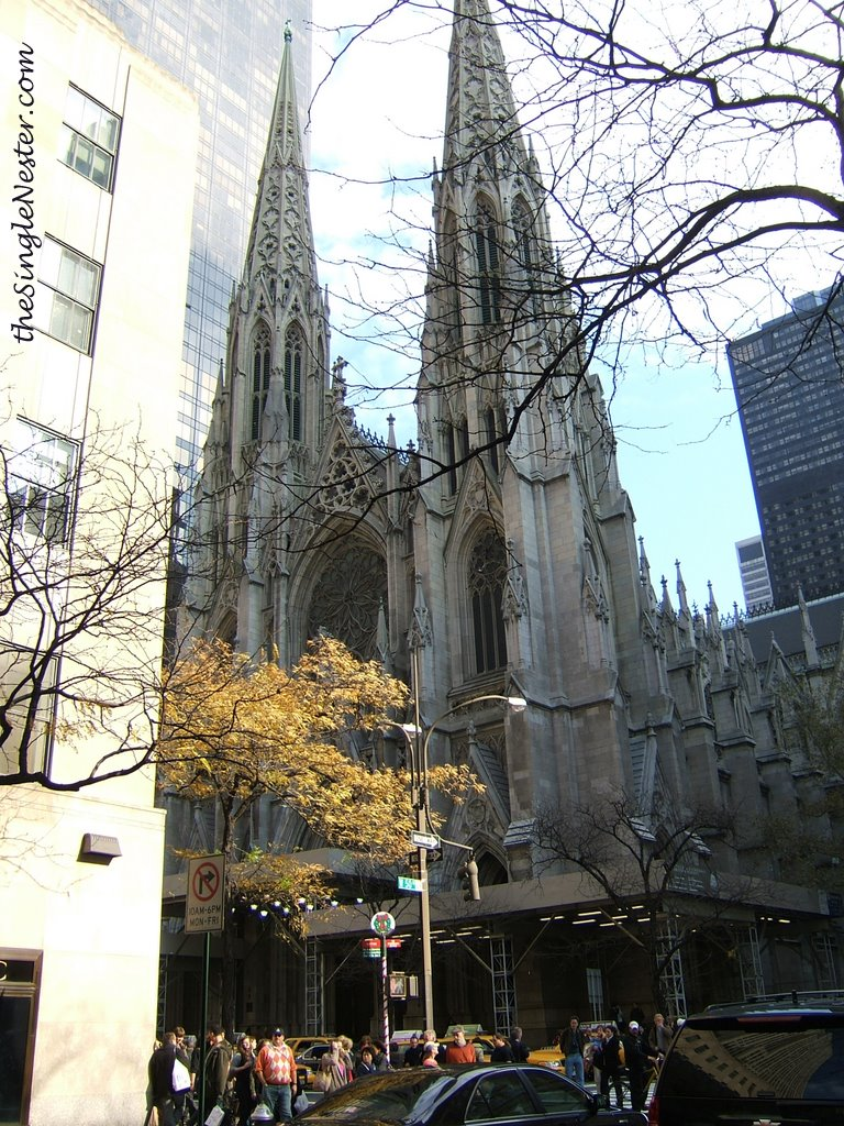 St. Patrick's Cathedral - Manhattan