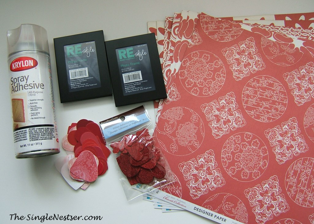 Valentine Picture Frame Gifts
