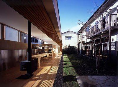 Engawa Veranda House Engawa House Tezuka Architects