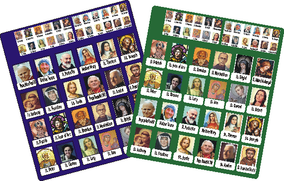 image about Guess Who Printable named Bet Who ? - Equipping Catholic Households