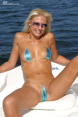 Bikini dare joy