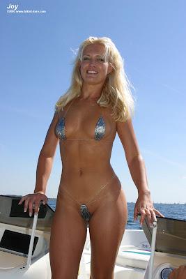Bikini dare bo pictures