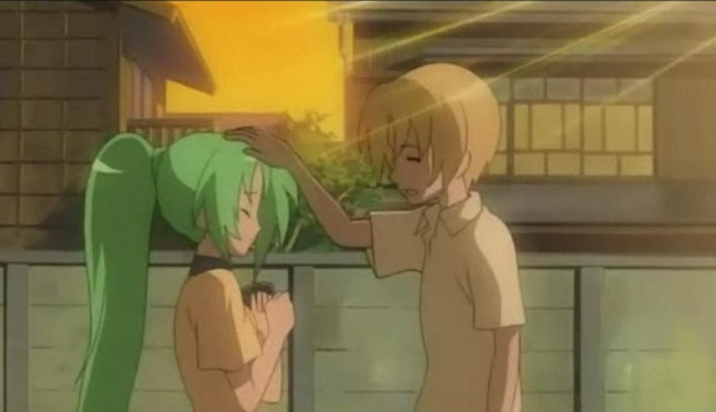 I Came I Saw I Fangirled Higurashi No Naku Koro Ni Episode 16